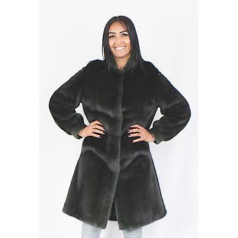 Manteau Noir Sam-rone Femme H8X006