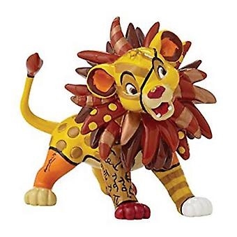 Disney by britto - simba the lion king mini figurine