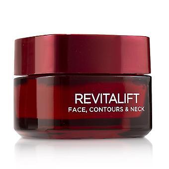 Revitalift Face, Contours & Neck Moisturizing Cream 50ml/1.7oz