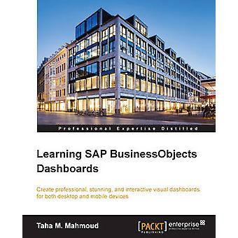 Sap BusinessObjects Dashboards leren van Taha M. Mahmoud