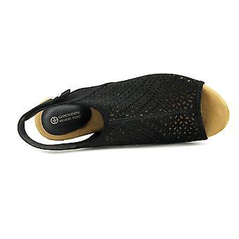 GB35 Joiseyy Block Heel Dress Sandals - Black
