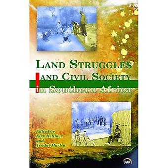 Land van strijd en het maatschappelijk middenveld in zuidelijk Afrika