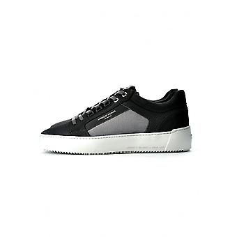 Android Homme  Android Homme Black Velour Venice Low Sneake