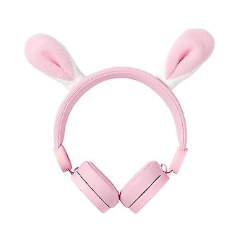 On-Ear Headphones with Removable Ears - Rabbit