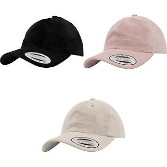 Flexfit By Yupoong Low Profile Velours Cap