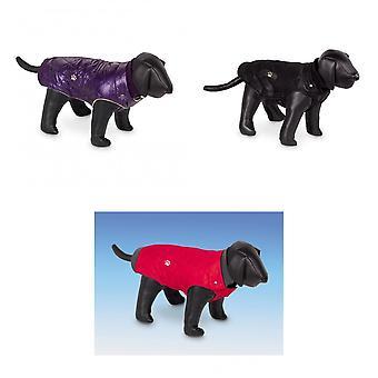 Nobby Nina Fleece Lined Dog Coat