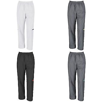 Spiro Mens Micro-Lite Performance Sports Pants / Tracksuit Bottoms