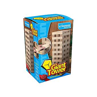 Kingfisher Giant Tower Garden Game