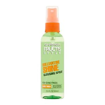 Garnier fructis style brilliantine shine spray, 3 oz