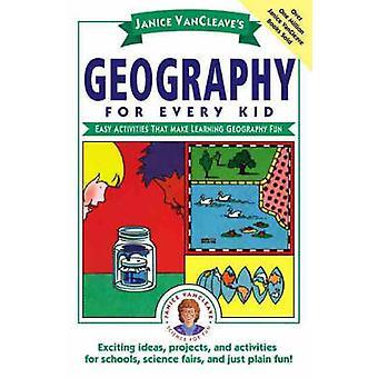 جانيس فانكليفيس الجغرافيا لكل الأنشطة سهل كيد أن تجعل التعلم متعة الجغرافيا فانكليف & برات جانيس