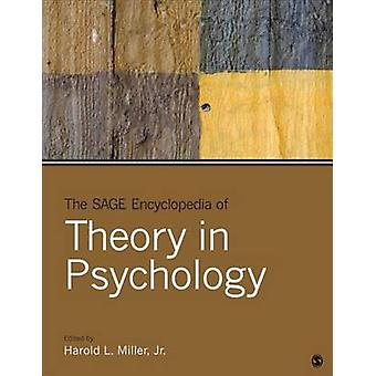 The SAGE Encyclopedia of Theory in Psychology 2 Volumes by Miller & Jr. & Harold L.
