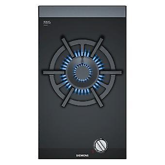 Gázfőzőlap Siemens AG ER3A6AD70 (30 cm) fekete rozsdamentes acél (1 kályha)