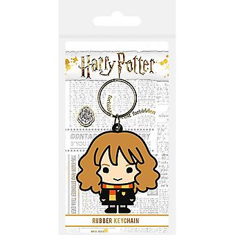 Harry Potter Hermione Granger Chibi Rubber Keychain