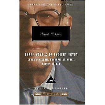 Mahfouz-Trilogie Drei Romane des alten Ägypten von Naguib Mahfouz - 978