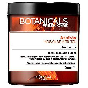 Botanicals Rich Infusion For Dry Hair Safflower Mask 200 ml