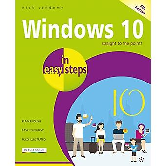 Windows 10 in easy steps 5th Edition