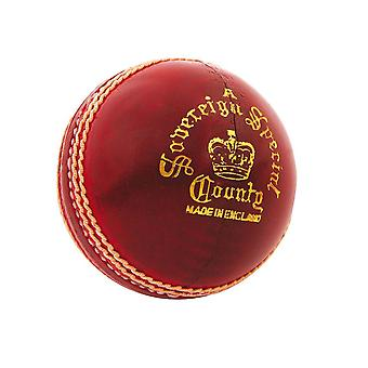 Leser Sovereign Special County 'A' Senior Mens Adult Cricket Ball