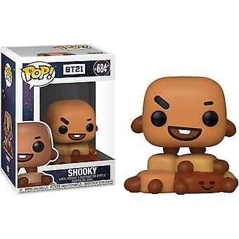 BT21 Shooky Pop! Vinyl