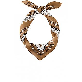 b.young Almond Patterned Neckerchief