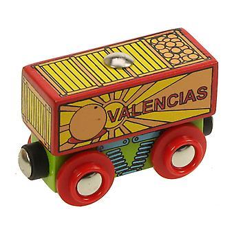 Bigjigs Rail Valencias Wagon