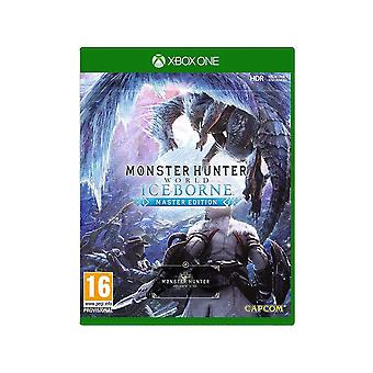 Monster Hunter World Iceborne Xbox One