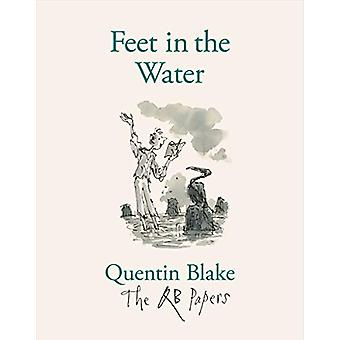 Feet in the Water by Quentin Blake - 9781913119140 Book