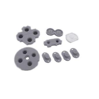 Conductive Rubber Pad Button Contacts Kit for Nintendo Wii U