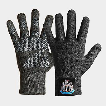 NUFC Newcaste United Touch Screen Gloves Jnr