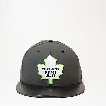 '47 Nhl Toronto Maple Leafs Charcoal Snapback Cap