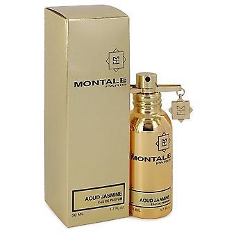 Montale Aoud Jasmin Eau De Parfum Spray (Unisex) von Montale 1,7 oz Eau De Parfum Spray