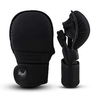 Fumetsu Ghost MMA Sparring Glove Black/Black