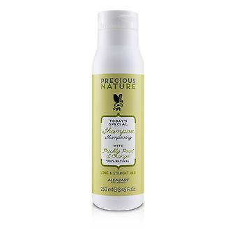 Arvokas luonto tänään'erityinen shampoo (pitkille ja suorille hiuksille) 221361 250ml / 8.45oz