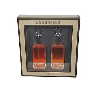Karl Lagerfeld Lagerfeld Classic Eau de Toilette Spray 60ml After Shave 60ml