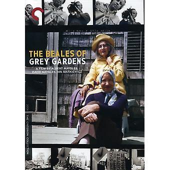 Importer des Beales of Grey Gardens [DVD] é.-u.