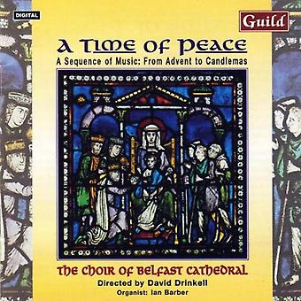 Time Of Peace [CD] USA import