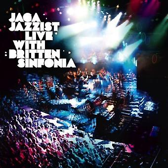 Jaga Jazzist - Live with the Britten Sinfonia [CD] USA import