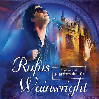 Rufus Wainwright - Live From the Artist's Den [CD] USA import