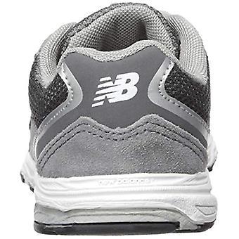 جديد التوازن بنين & أبوس; 888v2 تشغيل الأحذية, رمادي داكن / رمادي, 3 W الولايات المتحدة الرضع