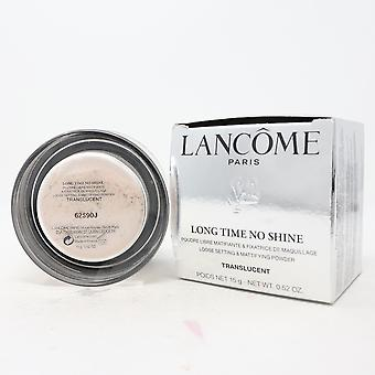 Lancome Long Time No Shine Loose Setting Powder  0.52oz/15g New With Box