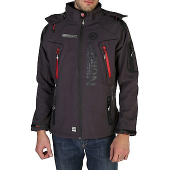 Geographical Norway - Clothing - Jackets - Turbo_man_darkgrey - Men - dimgray - XL