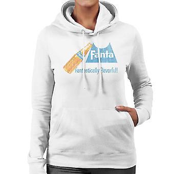 Fanta 1960 flaska Women ' s Hooded Sweatshirt