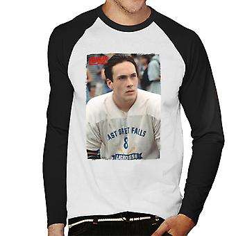 American Pie Oz East Great Falls Men's Baseball Long Sleeved T-Shirt