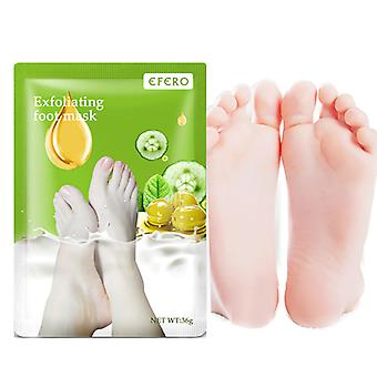 Foot Mask - Exfoliating Scrub, Remove Dead Skin