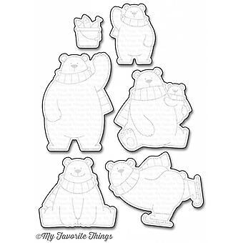 Meine Lieblings-Dinge Die-Namics Eisbären Pals