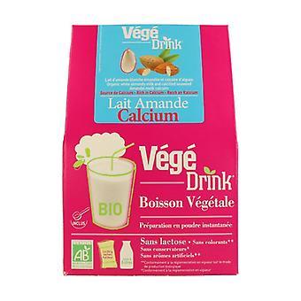 Bebida vegetal de almendras y calcio en polvo Bio 500 g de polvo