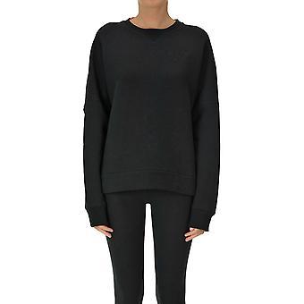 N°21 Ezgl068202 Femme's Pull en coton noir