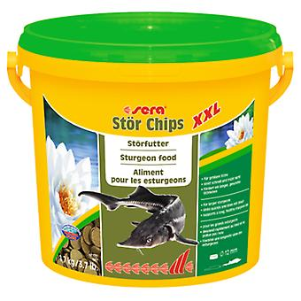 Sera sera Sturgeon Chips XXL (Fish , Ponds , Food for Pond Fish)