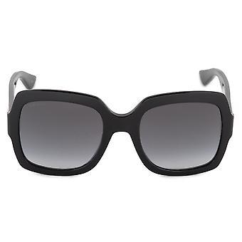 Gucci Oversized Sunglasses GG0036S 001 54