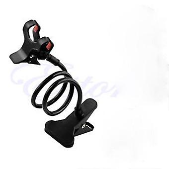Hot Universal Lazy Bed Desktop Mount Car Stand Holder For Cell Phone Long Arm Hot