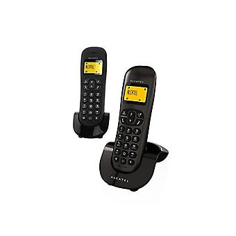 Alcatel C-250 Duo Schwarz Wireless Telefon